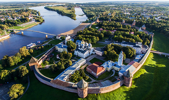 Тур в Новгород на 1 день